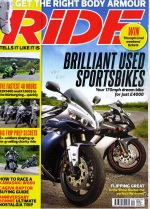 Cover Ride September 2012