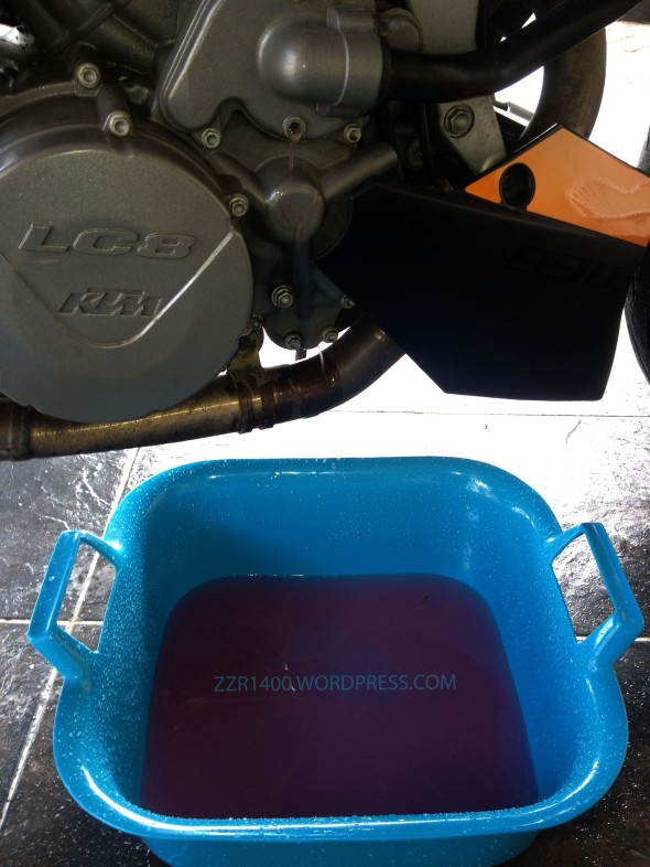 Coolant For Ktm Superduke