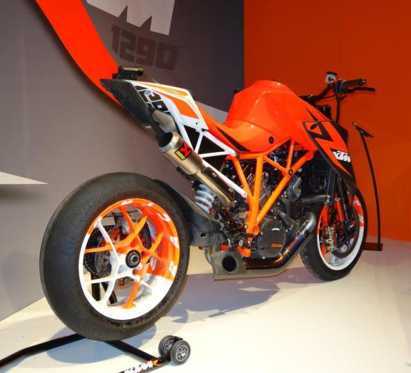 KTM confirmed the new 185bhp Super Duke for October! | ZZR 1400 Touring