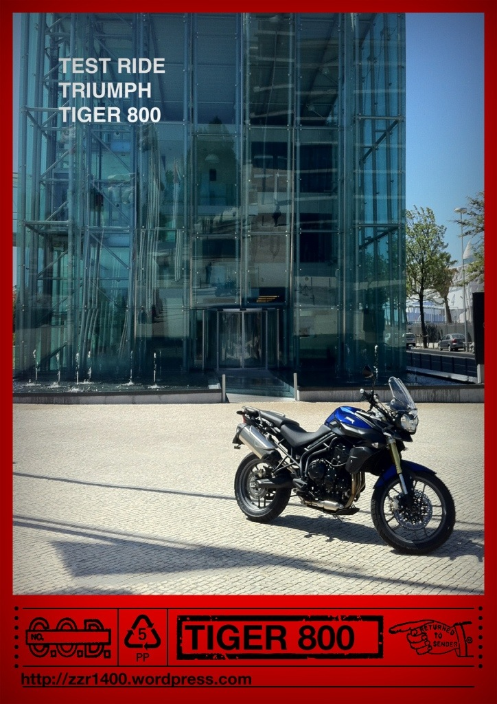 Zzr 1400 Touring Hyperbike Riding In Sunny Southwest Europe