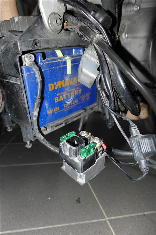 Fitting Oxford Hot Grips to the KTM 990 Super Duke – Ktm Superduke 990 Wiring-diagram