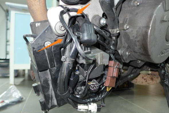 oxford heated grips fitting instructions