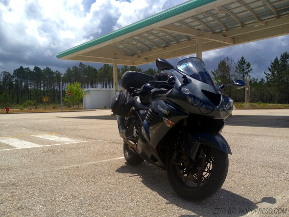 One Last Ride on the ZZR