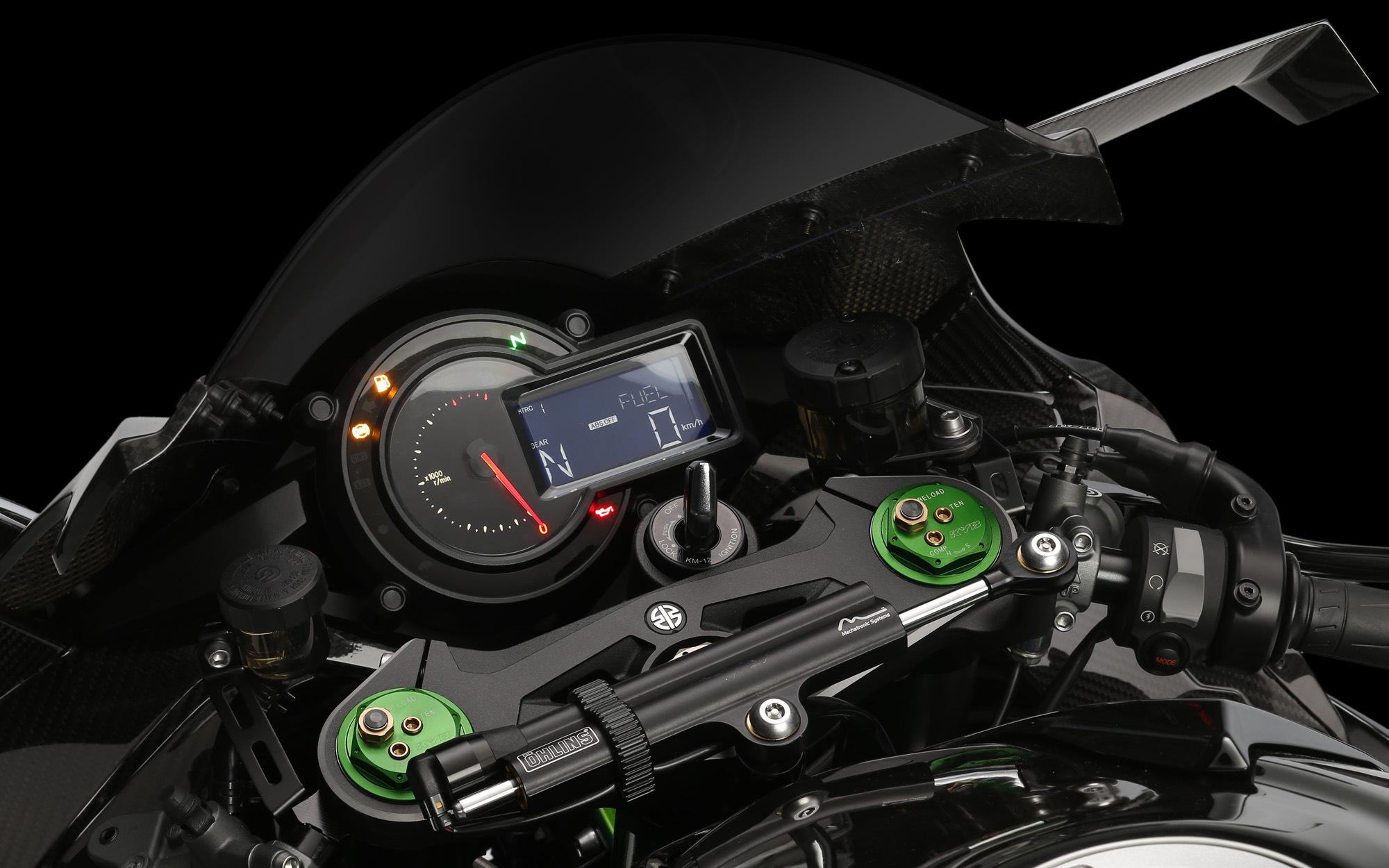 Kawasaki Ninja H2r 12